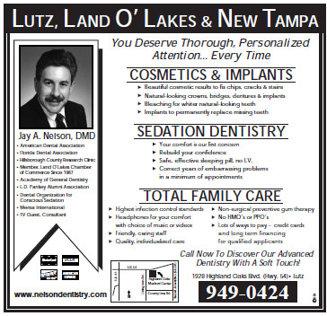 Lutz, Land O'Lakes & New Tampa