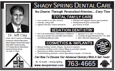 Shady Springs Dental Care