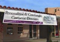 Strawberry Village Dental Care banner signage