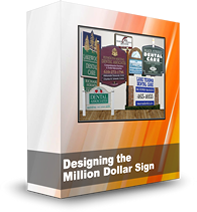 Designing The Million Dollar Sign